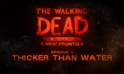 TWD: The Telltale Series - A New Frontier with Episode 4 - #GTUSA 1
