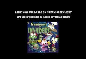 """Gamigami Invaders"" Hits Steam Greenlight - Very Innovative Invader Style Game"