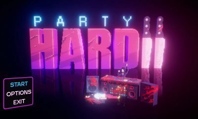 Party Hard 2 Announcement - #GTUSA 1