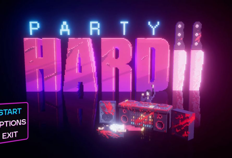 Party Hard 2 – My Most Anticipated Upcoming Game Of 2017
