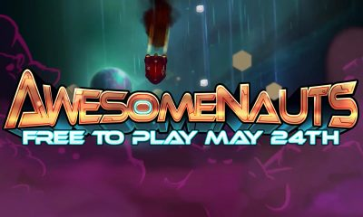 Awesomenauts goes free-to-play - #GTUSA 3