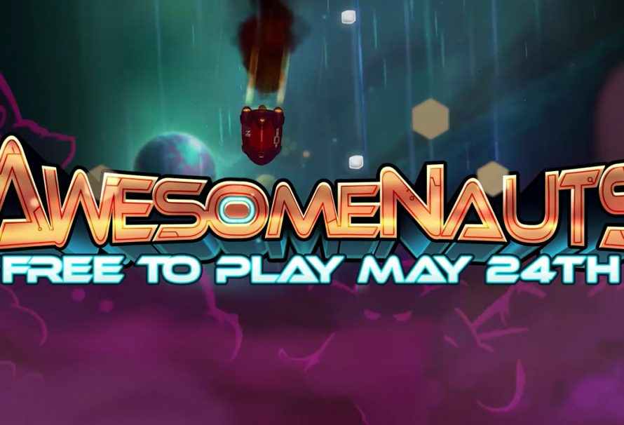 Awesomenauts goes free-to-play on May 24th – massive update hits today!