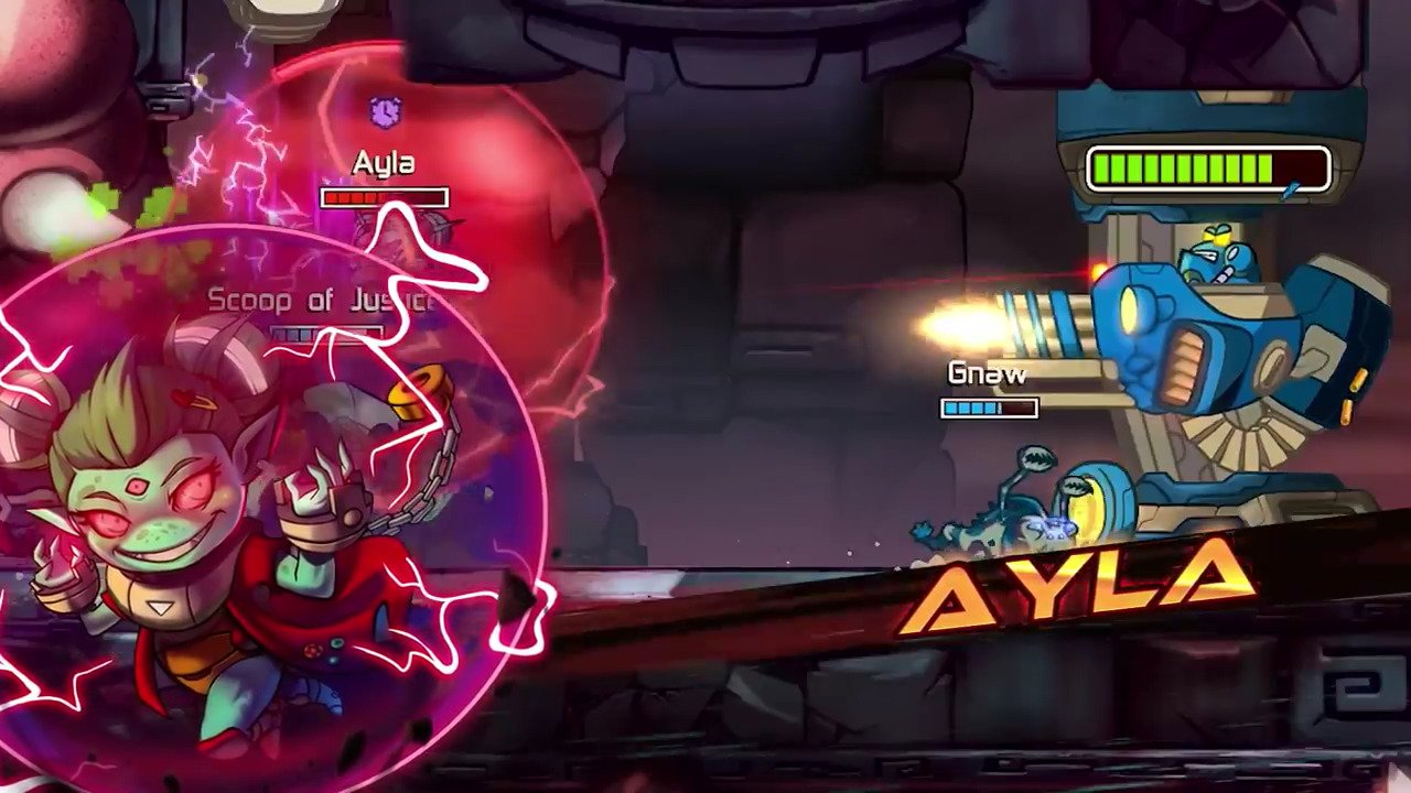 Awesomenauts goes free-to-play - #GTUSA 4