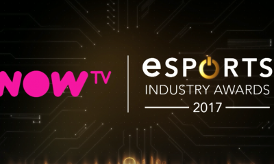 The Esports Industry Awards - #GTUSA 1