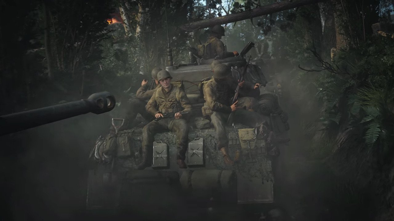 CALL OF DUTY: WWII - #GTUSA 3