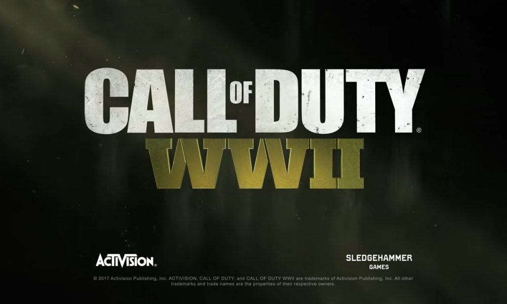 CALL OF DUTY: WWII - #GTUSA 1