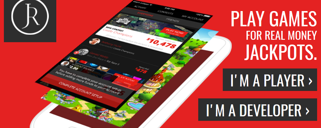 Jackpot Rising Launches Real Money Gaming Platform for Developers and Players