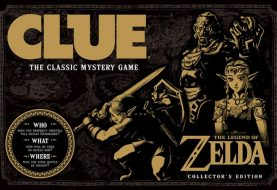 New Zelda Clue Board Game Coming Soon