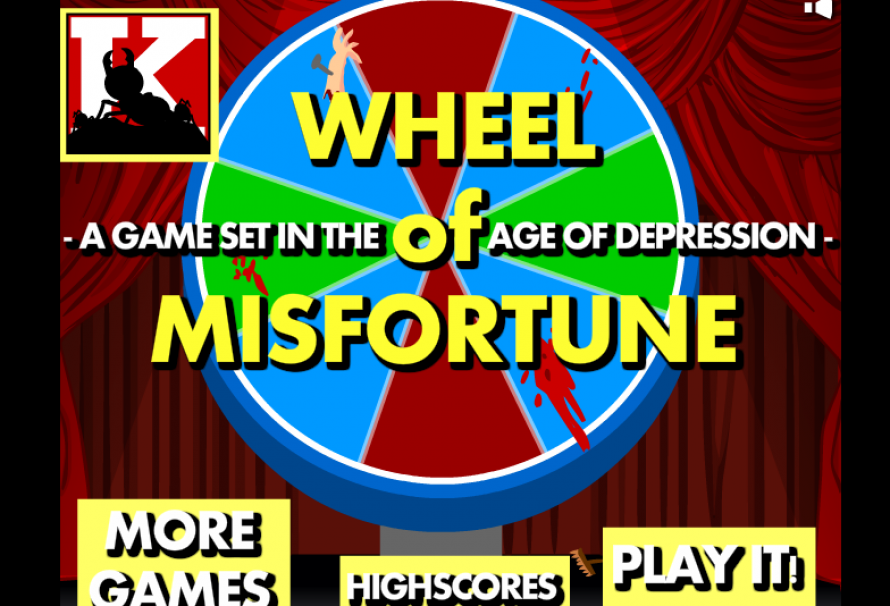 Wheel of Misfortune – Free To Play Browser Game
