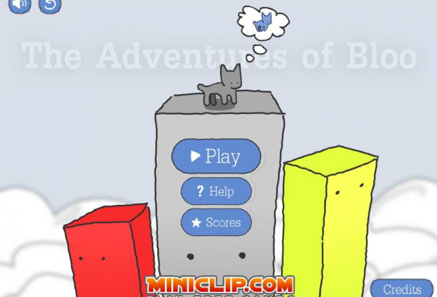 Adventures of Bloo – Free To Play Mobile Game