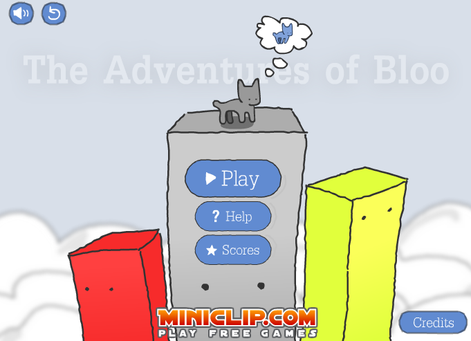 Adventures of Bloo - #GTUSA 1