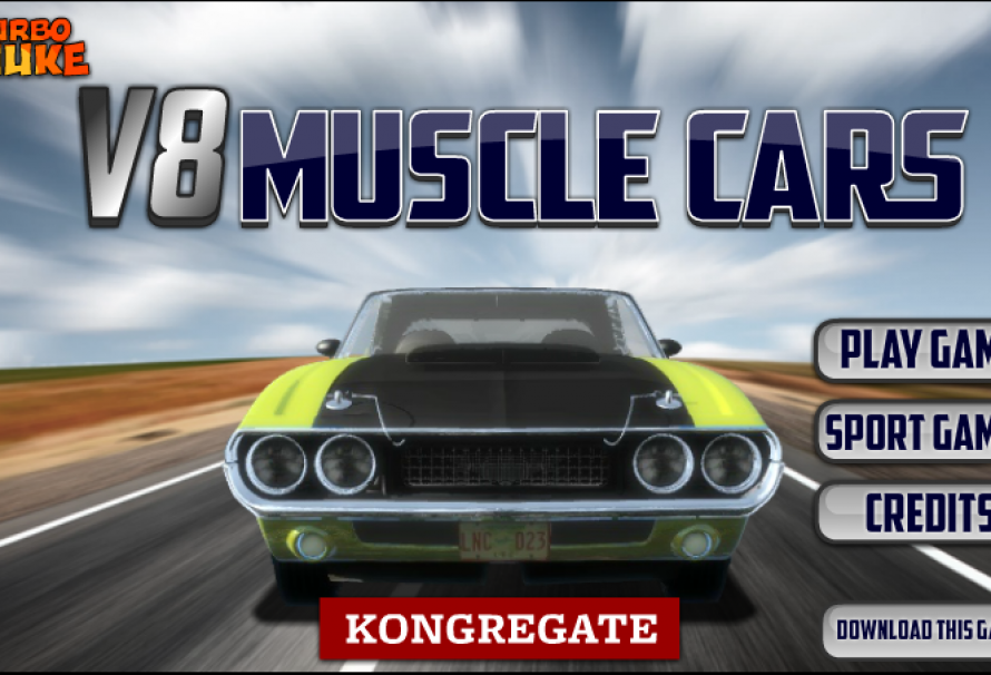 V8 Muscle Cars – Free To Play Browser Game