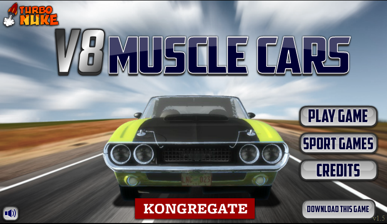 Muscle Car Games For Android