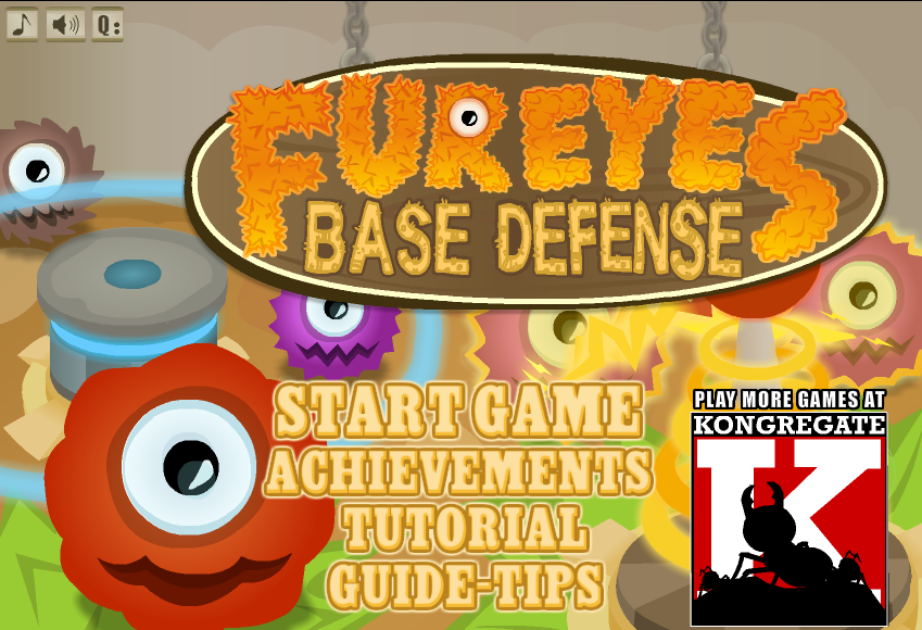 FurEyes Base Defense - #GTUSA 1
