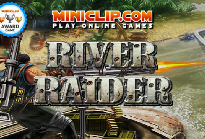 River Raider -Free To Play Mobile Game