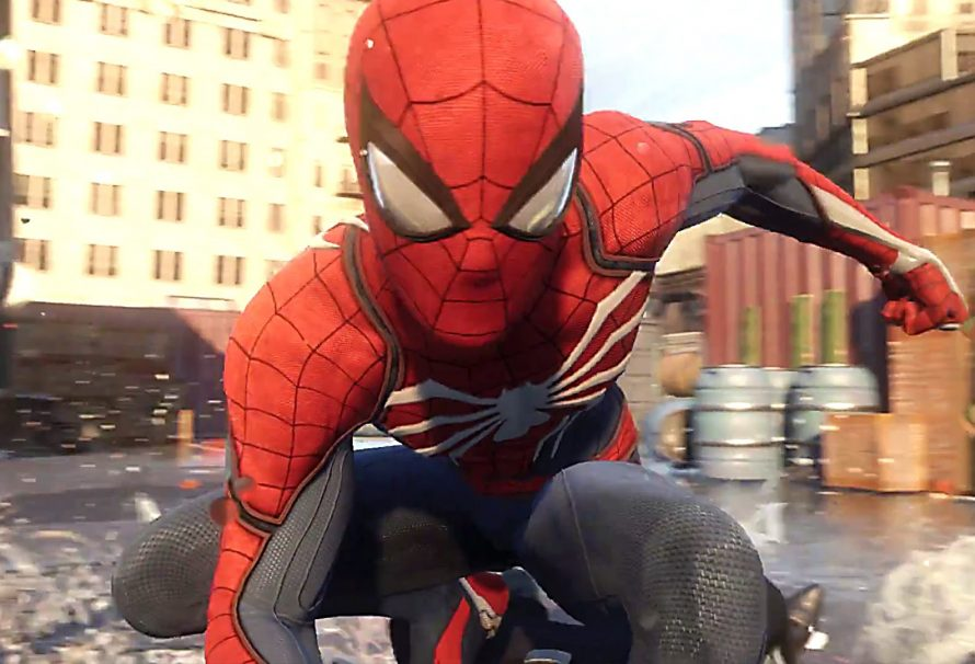 PS4-Exclusive Spider-Man Game Releasing In 2017