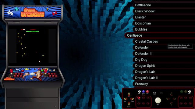 Dream Arcades Introduces 2 New Limited Edition Arcades - #GTUSA 2