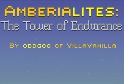 Amberialites: The Tower of Endurance - Free To Play Browser Game