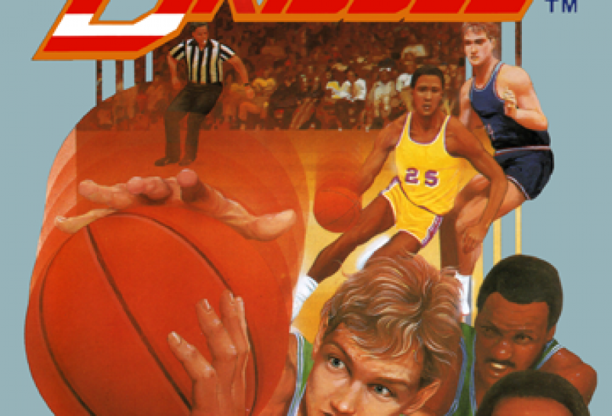 Rookery's Retro Review: Double Dribble (Nintendo Entertainment System)