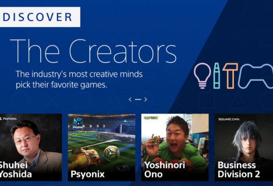 PlayStation Store Now Has Curation From Developers