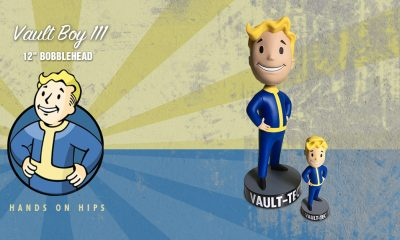 Fallout® 4: Vault Boy 111 (Hands on Hips) Bobblehead - #GTUSA 1