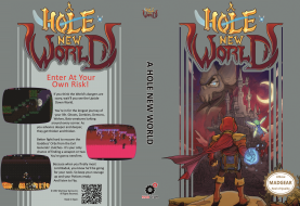 """A Hole New World"" NES Cartridge Challenge"