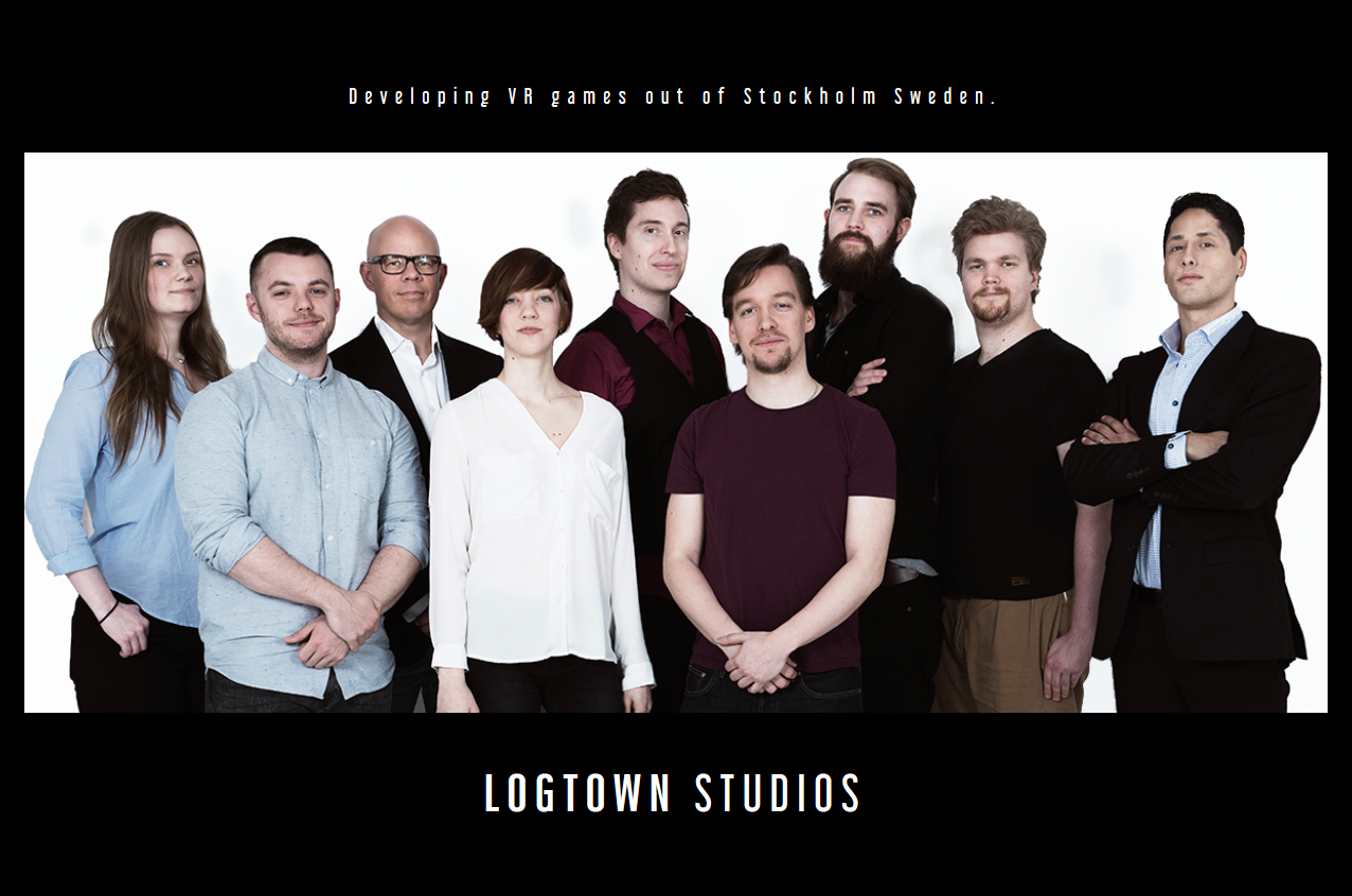 Logtown Studios Fully Staffed & Working On Their First Title - #GTUSA 2
