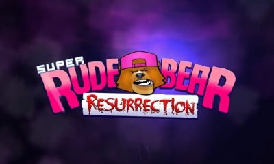 Super Rude Bear Resurrection - #GTUSA 1