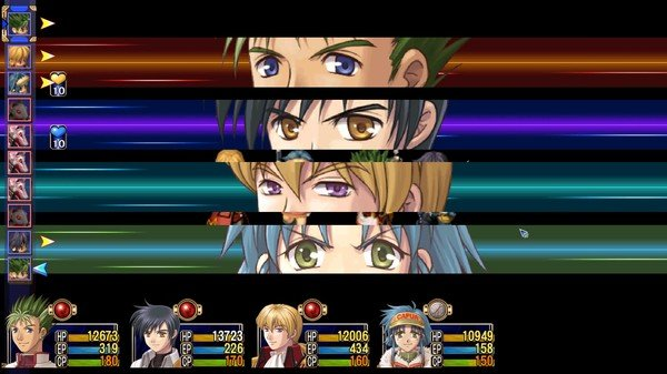 The Legend of Heroes: Trails in the Sky the 3rd - #GTUSA 3