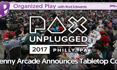 PAX Unplugged Tickets Now on Sale - #GTUSA 1