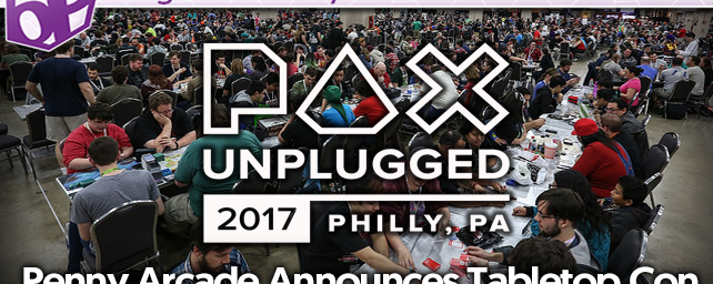 PAX Unplugged Tickets Now on Sale