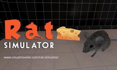 Rat Simulator - #GTUSA 1