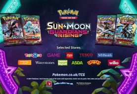 """Pokémon: Sun & Moon - Guardians Rising"" Out Now"