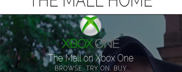 The New Face of TV Commerce – The Mall on Xbox One