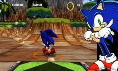 Abandoned Sonic Skateboarding Game - #GTUSA 1
