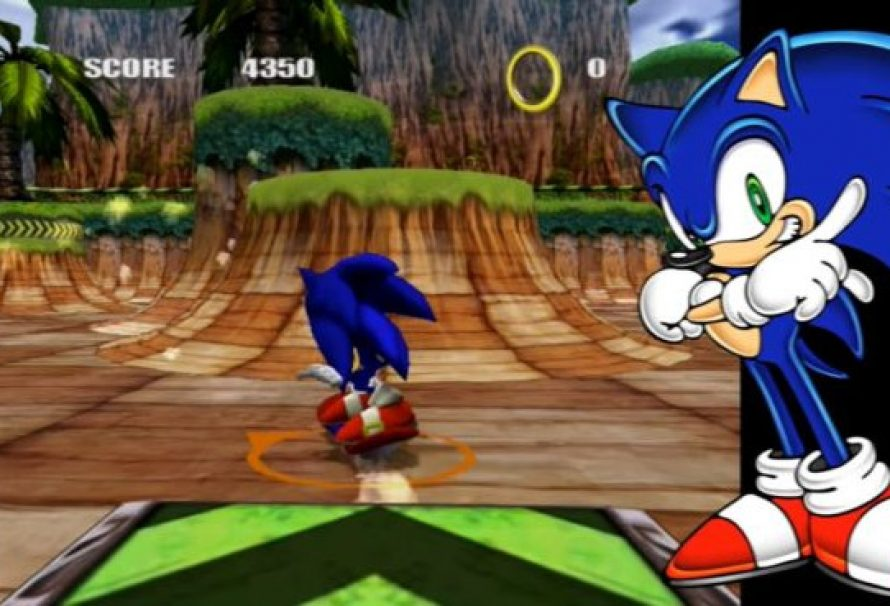 Abandoned Sonic Skateboarding Game Footage Emerges