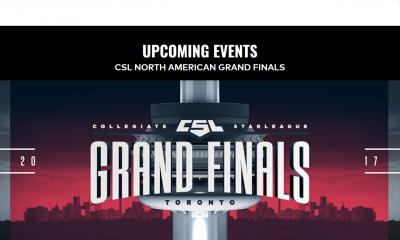 CSL North American Collegiate Grand Finals - #GTUSA 1