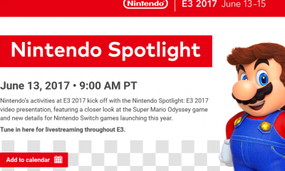 Mario Tournaments and Nintendo Switch Head to E3 2017 - #GTUSA 1