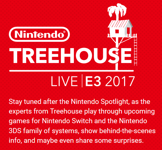 Mario Tournaments and Nintendo Switch Head to E3 2017 - #GTUSA 3