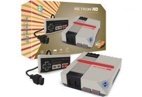 "New ""RetroN HD"" Console for NES Cartridges announced"