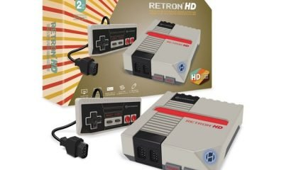 RetroN HD - #GTUSA 1