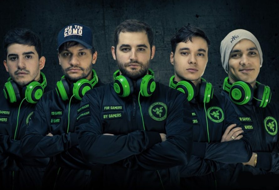 Razer Partners With eSport's Powerhouse SK Gaming
