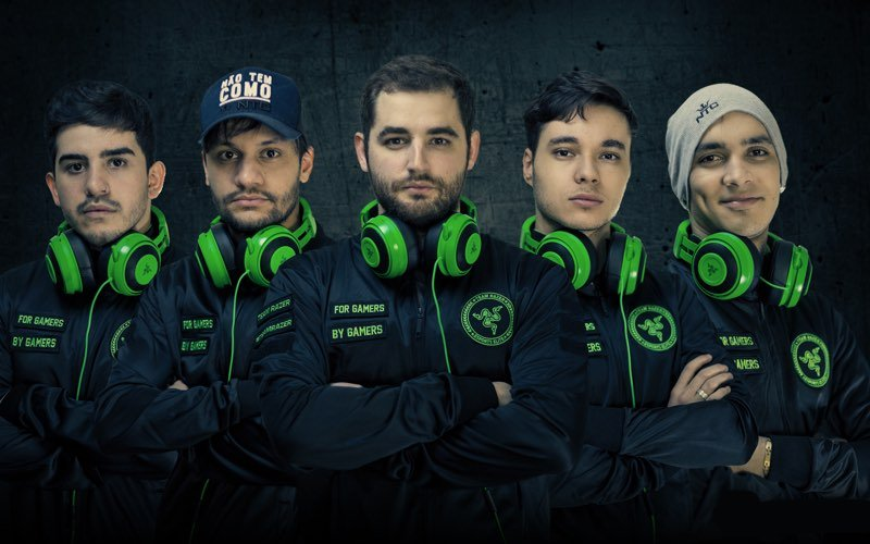 Razer Partners With eSport's Powerhouse SK Gaming #GTUSA 1