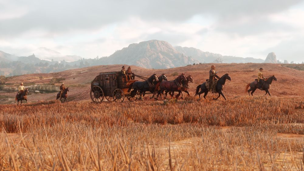 Red Dead Redemption 2 Sneak Peak - #GTUSA 2