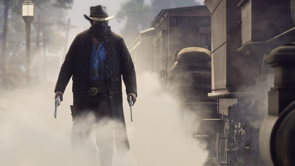 Red Dead Redemption 2 Sneak Peak - #GTUSA 6