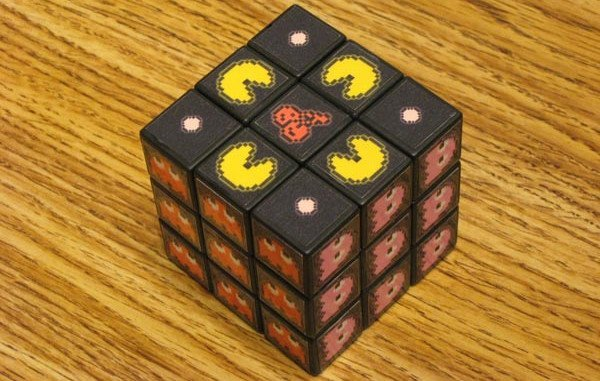 RUBIK'S & PAC-MAN 80's Mash-Up - #GTUSA 2