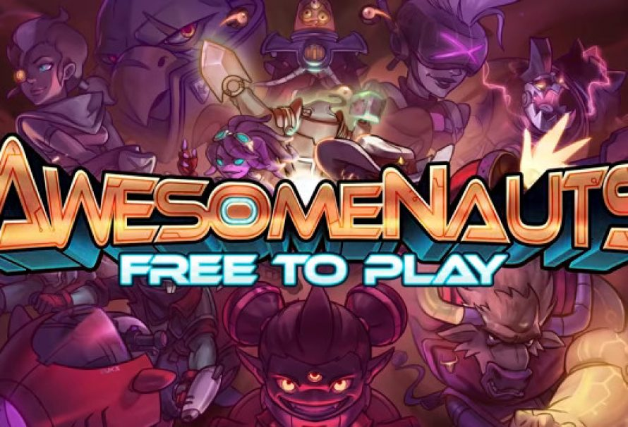 Awesomenaughts Now Free To Play On Steam