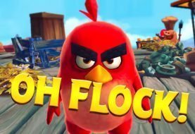 Irreverence & Attitude Collide In Angry Birds Evolution