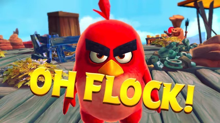 Angry Birds Evolution - #GTUSA 1