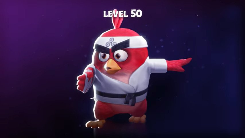 Angry Birds Evolution - #GTUSA 2